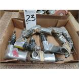 (Lot) (6) Pneumatic Drills