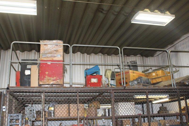 Lot 49 - Lot of Trade Show Display Components (Upstairs)