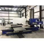 Vanguard TPX6113/2 Horizontal Boring Mill