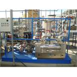 Water Disinfectant Sterilization Skid