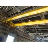 10-Ton Capacity Overhead Bridge Crane