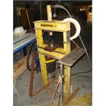 10-Ton Capacity Hydraulic Press
