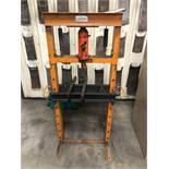 20 Ton H Frame Shop Press