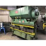 55 Ton Chicago Press Brake Model #68B