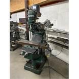Kent Vertical Milling Machine