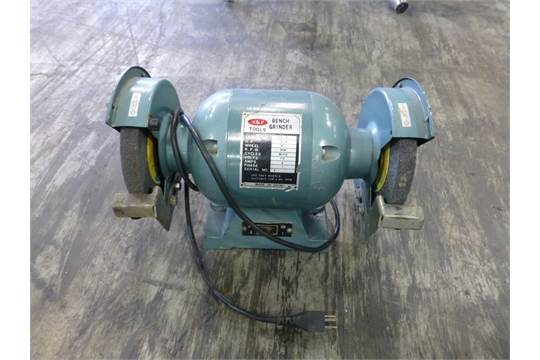 Outstanding Kf Bench Grinder Model No Bg6 110V Serial No Y Lot Pdpeps Interior Chair Design Pdpepsorg