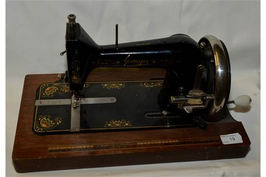 Gamages Hand Sewing Machine Enchanting Gamages Sewing Machine