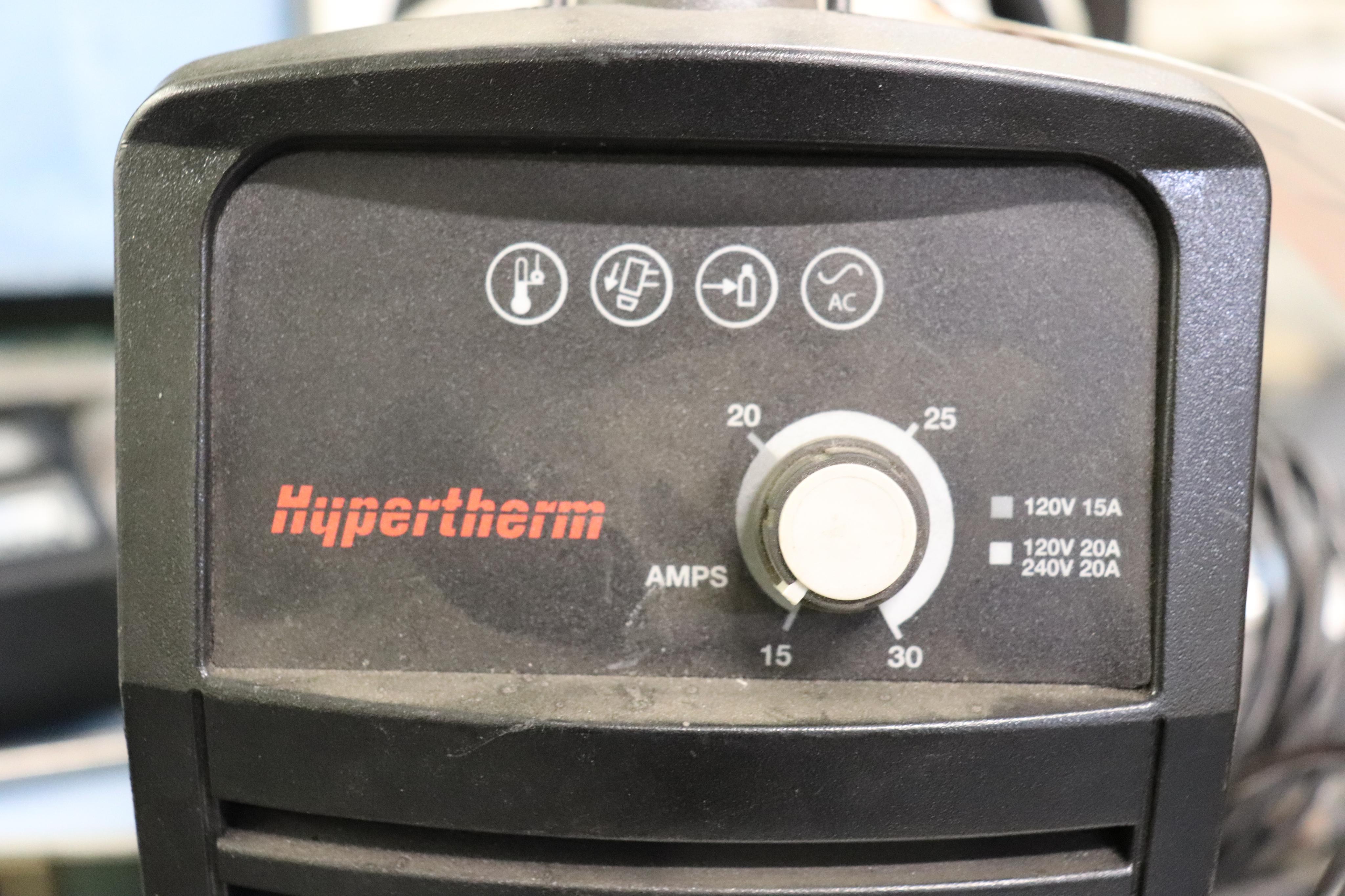 Hypertherm Powermax 30 plasma cutter - Image 3 of 4
