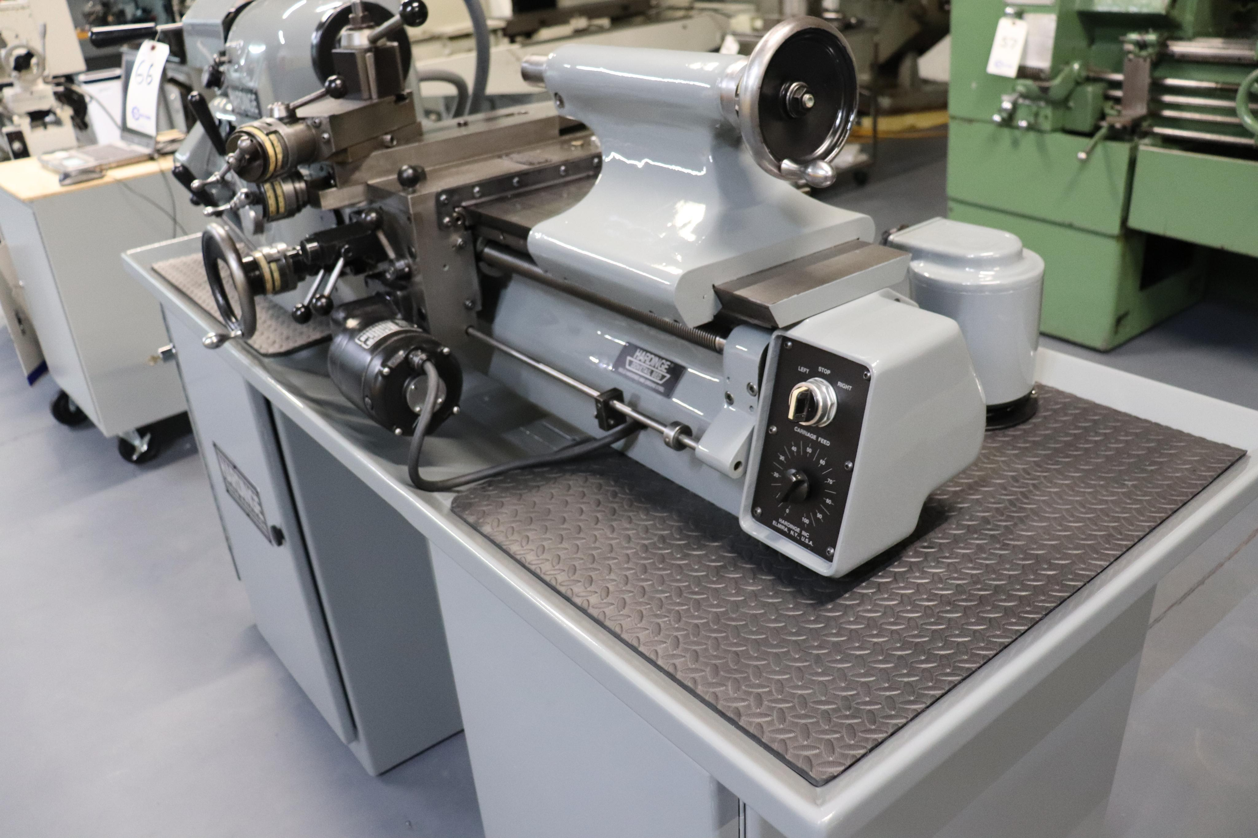 Hardinge HLV-EM Precision Tool Room Lathe HLV-H - Image 10 of 24