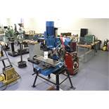 Motor-Car Gear Factory ZX-28 vertical milling machine