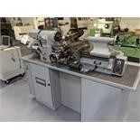 Hardinge HLV-EM Precision Tool Room Lathe HLV-H