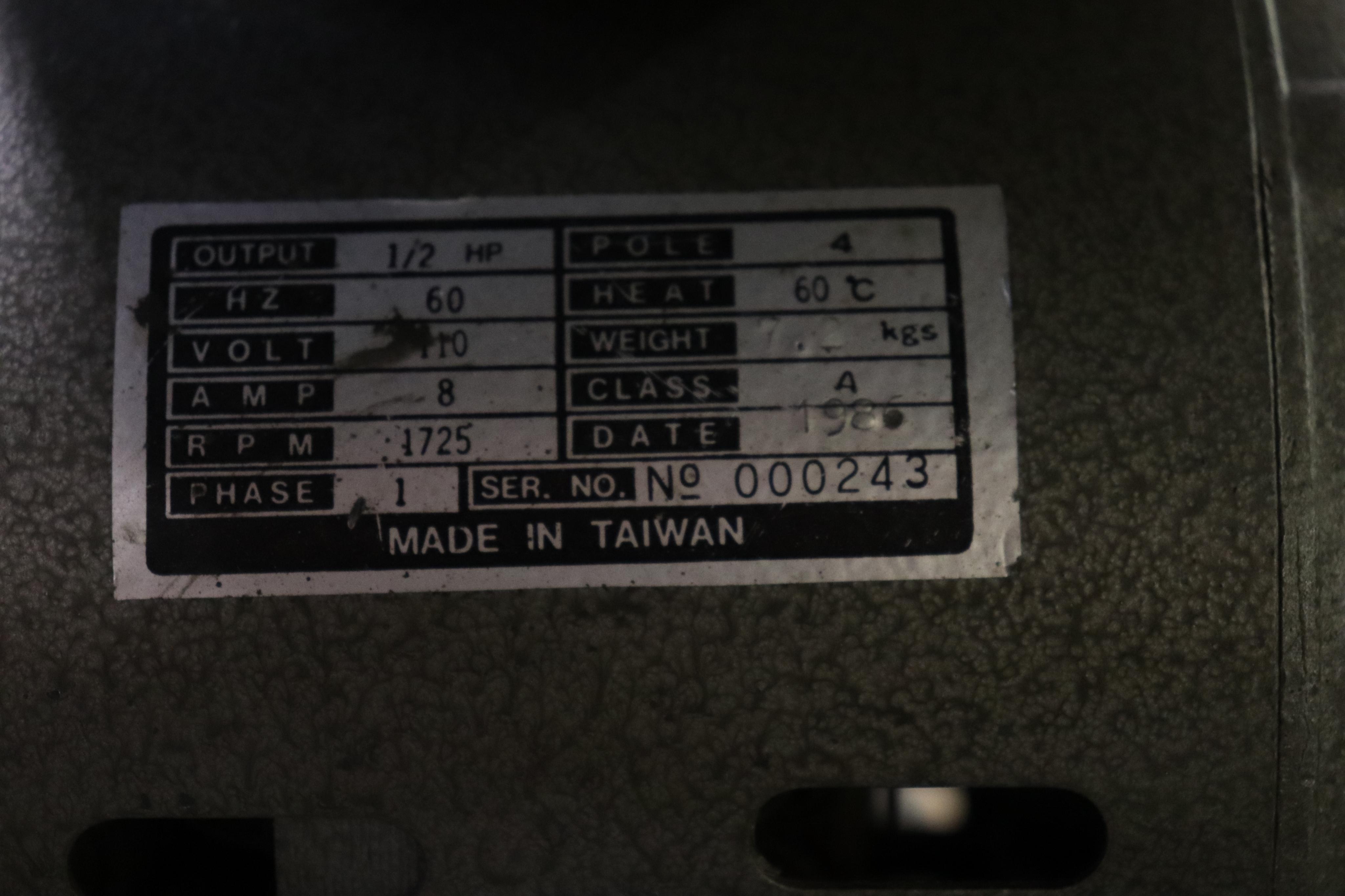 """WT 4"""" belt & 6"""" disc sander - Image 4 of 4"""