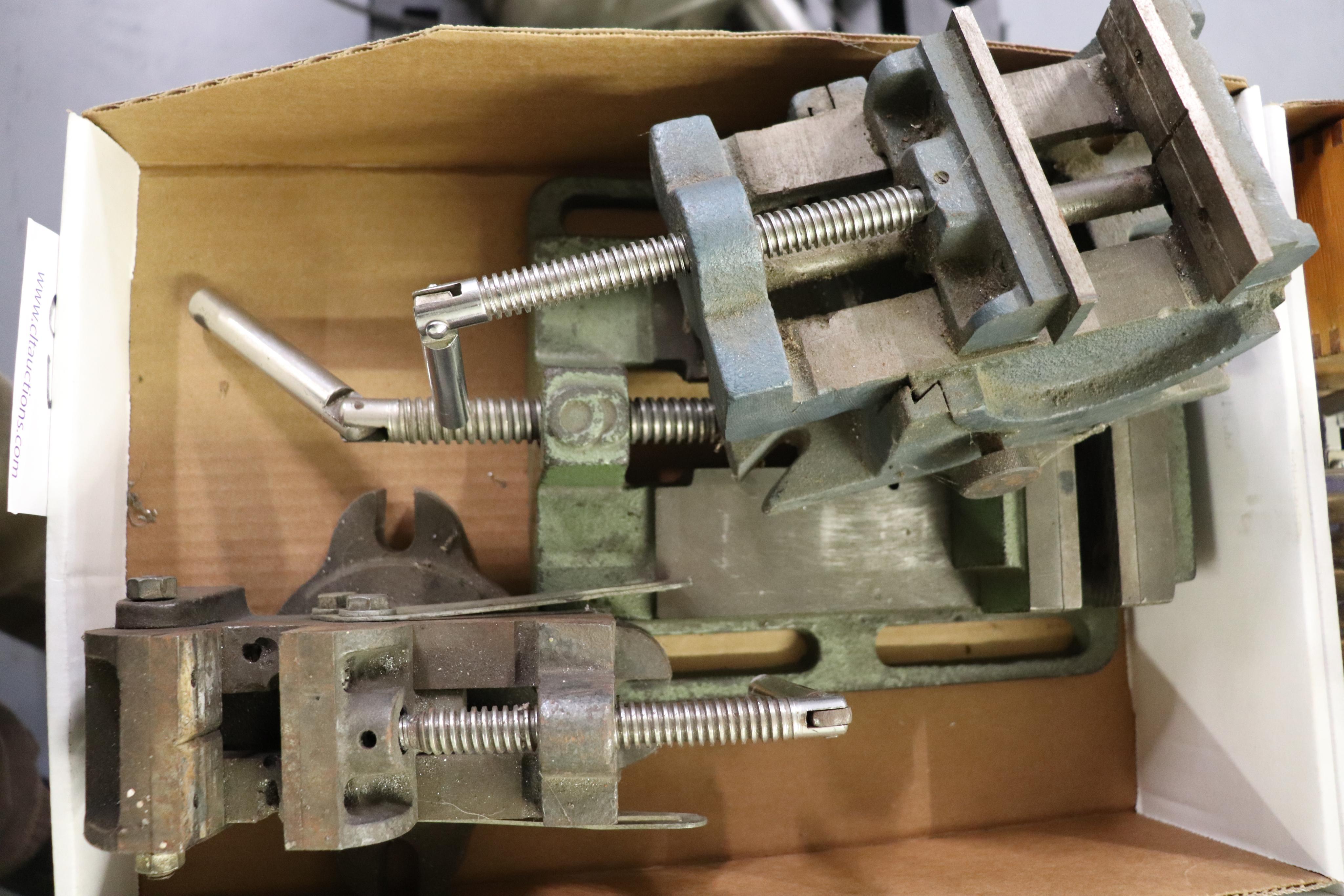 Drill press vises - Image 2 of 3