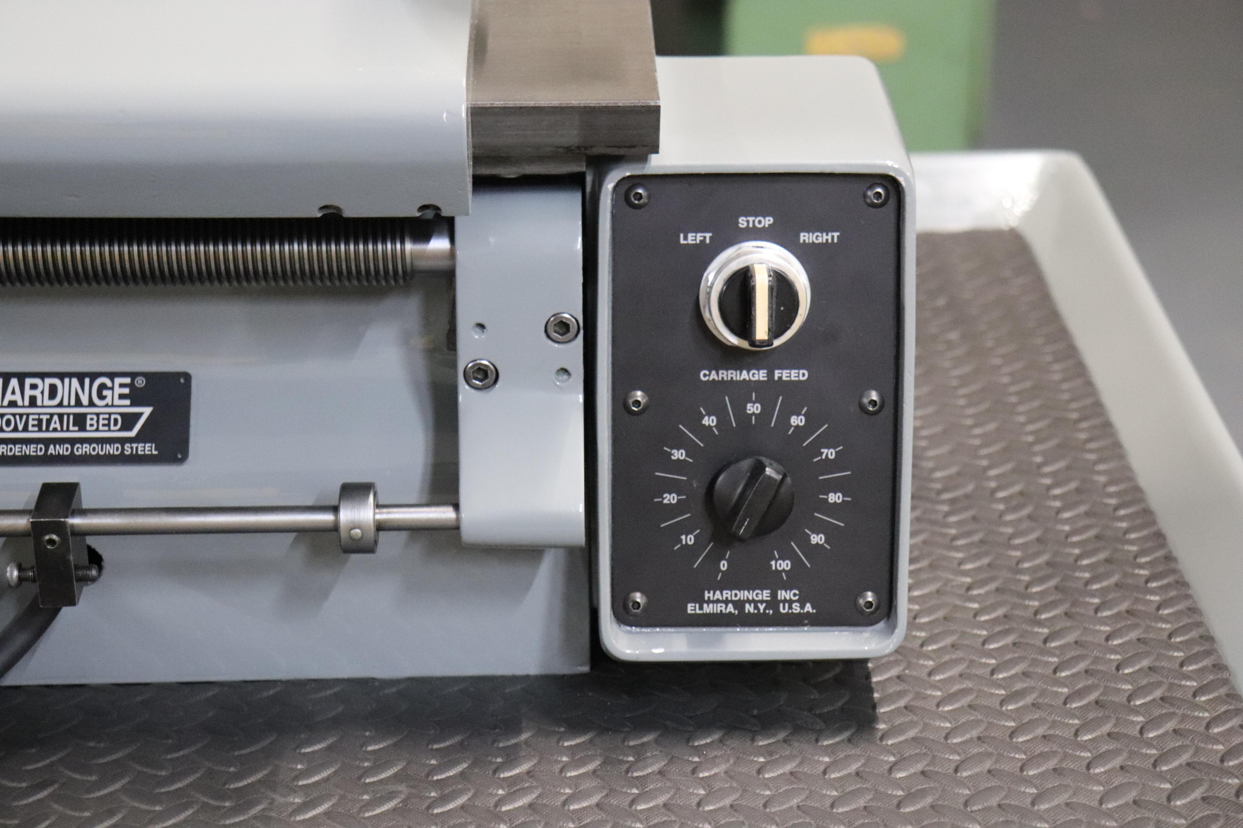 Hardinge HLV-EM Precision Tool Room Lathe HLV-H - Image 19 of 24