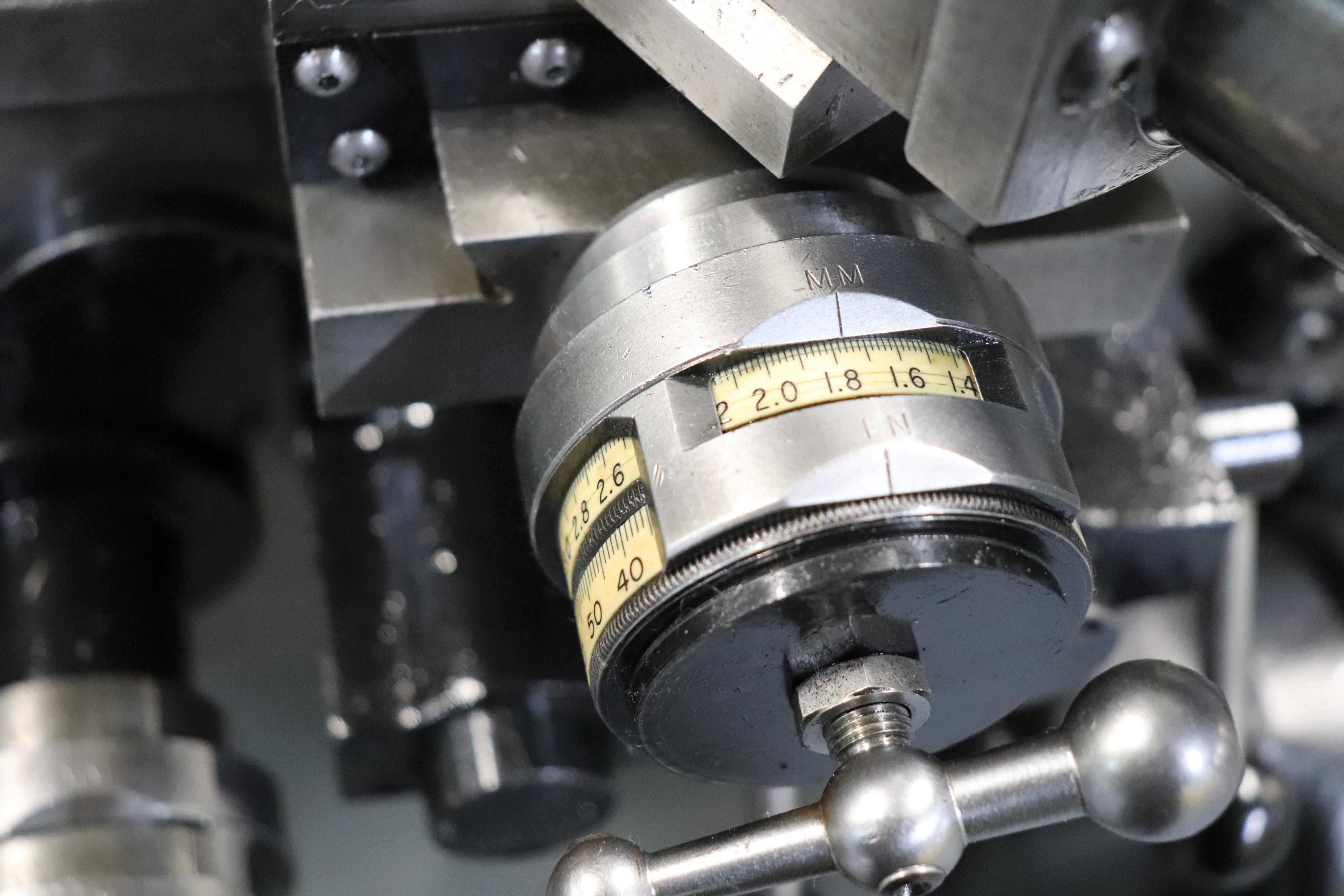 Hardinge HLV-EM Precision Tool Room Lathe HLV-H - Image 8 of 24