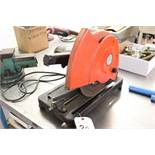 "WT JCS-301 14"" cut off saw"