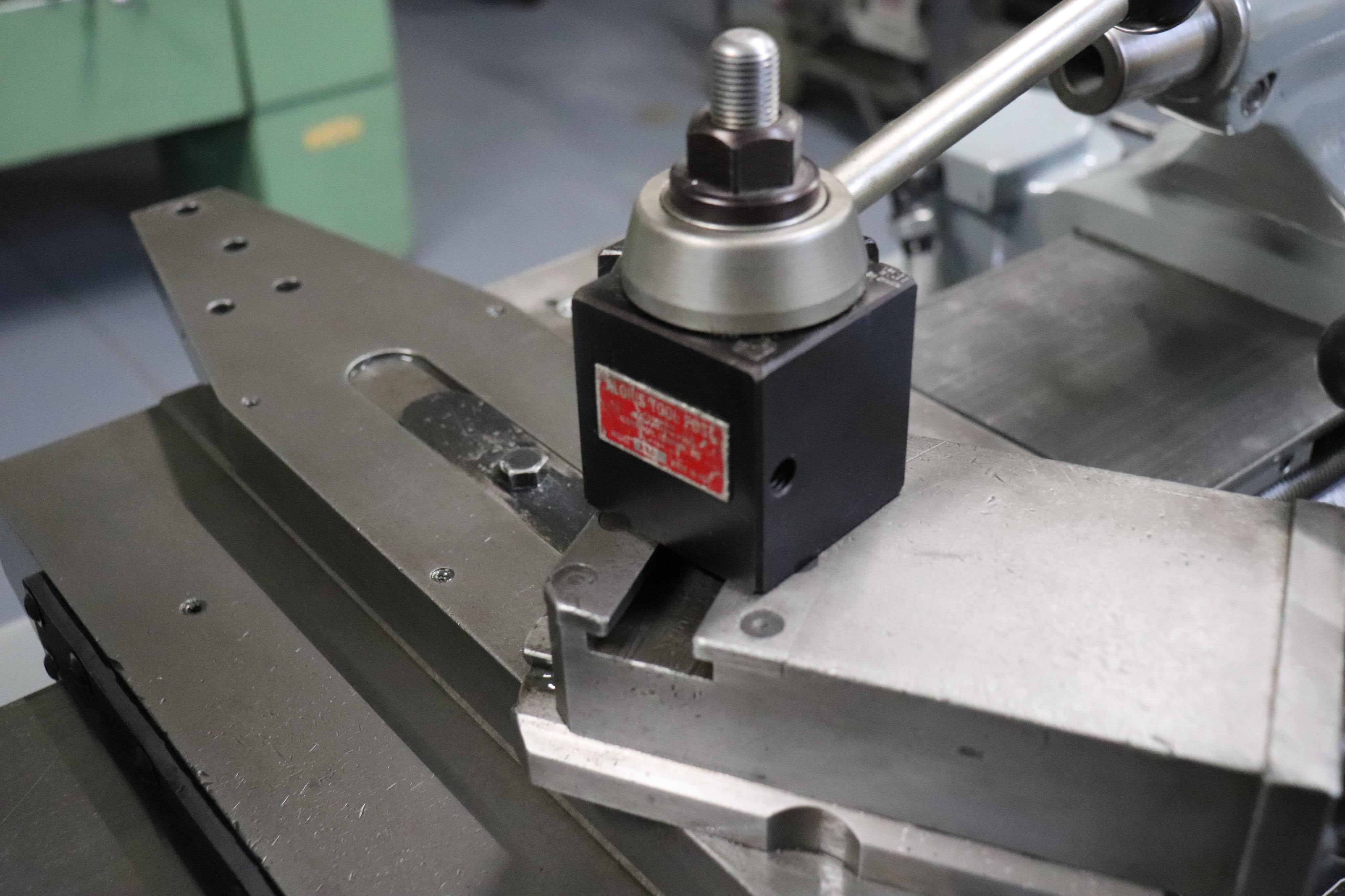 Hardinge HLV-EM Precision Tool Room Lathe HLV-H - Image 18 of 24