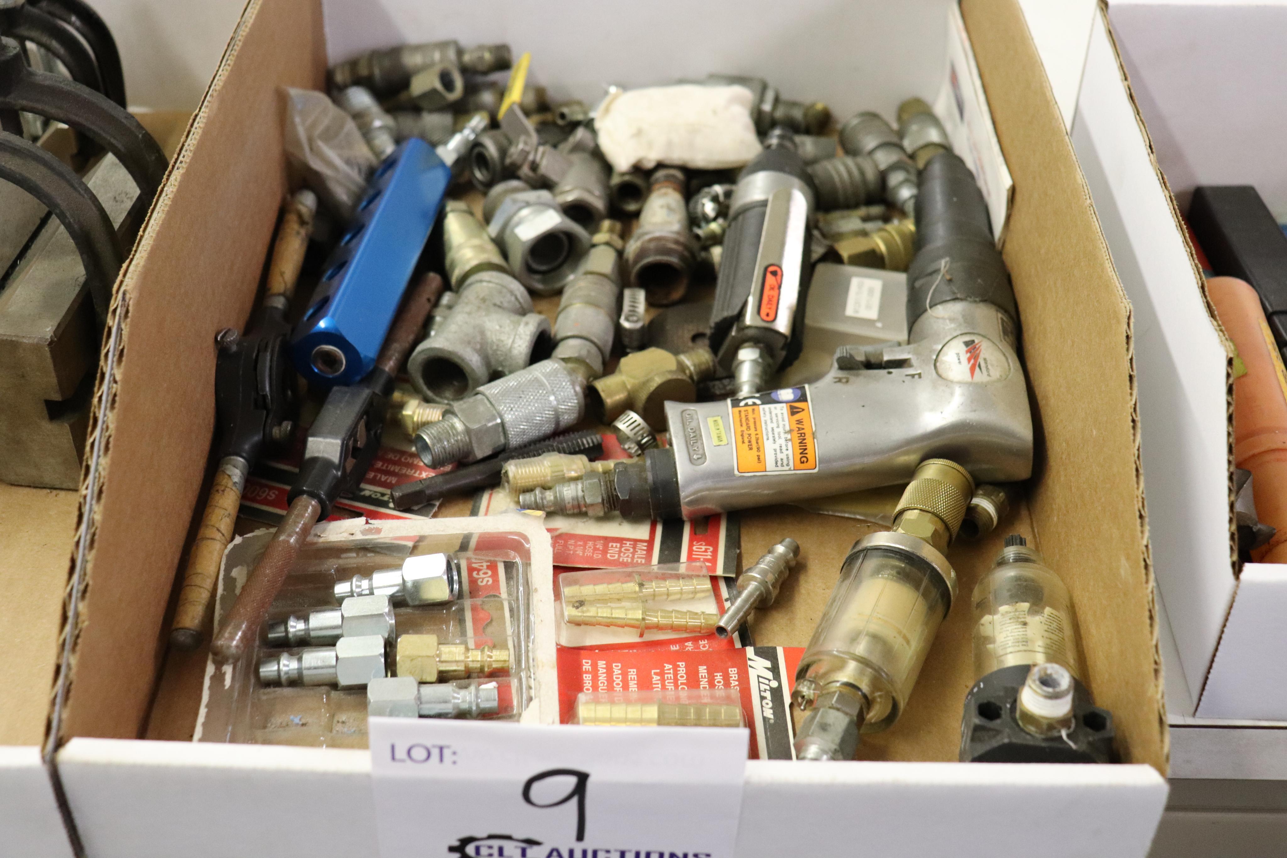 Pneumatic tools & accessories