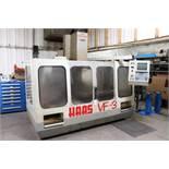Haas VF-3 vertical machining center *needs repair*