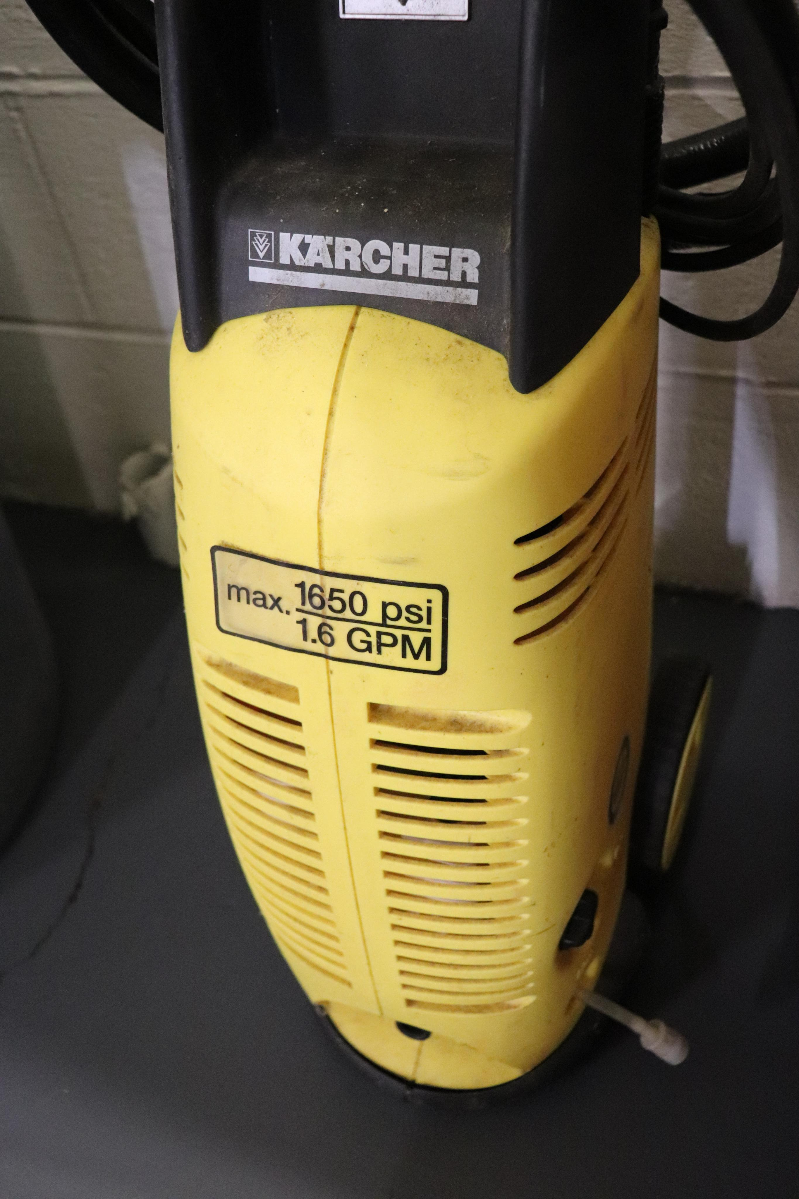 Cart of goodness and Karcher pressure washer - Image 4 of 4