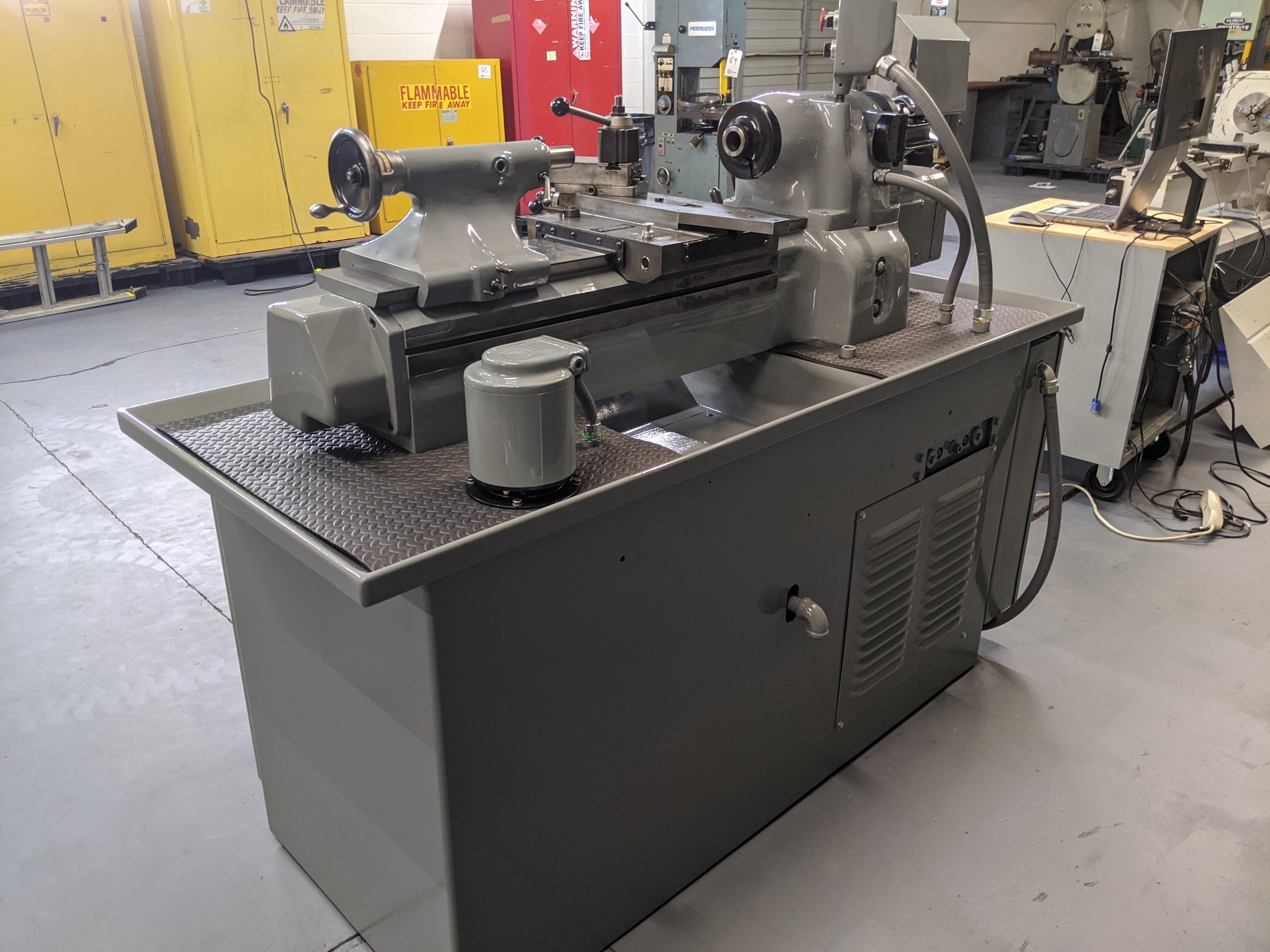 Hardinge HLV-EM Precision Tool Room Lathe HLV-H - Image 12 of 24
