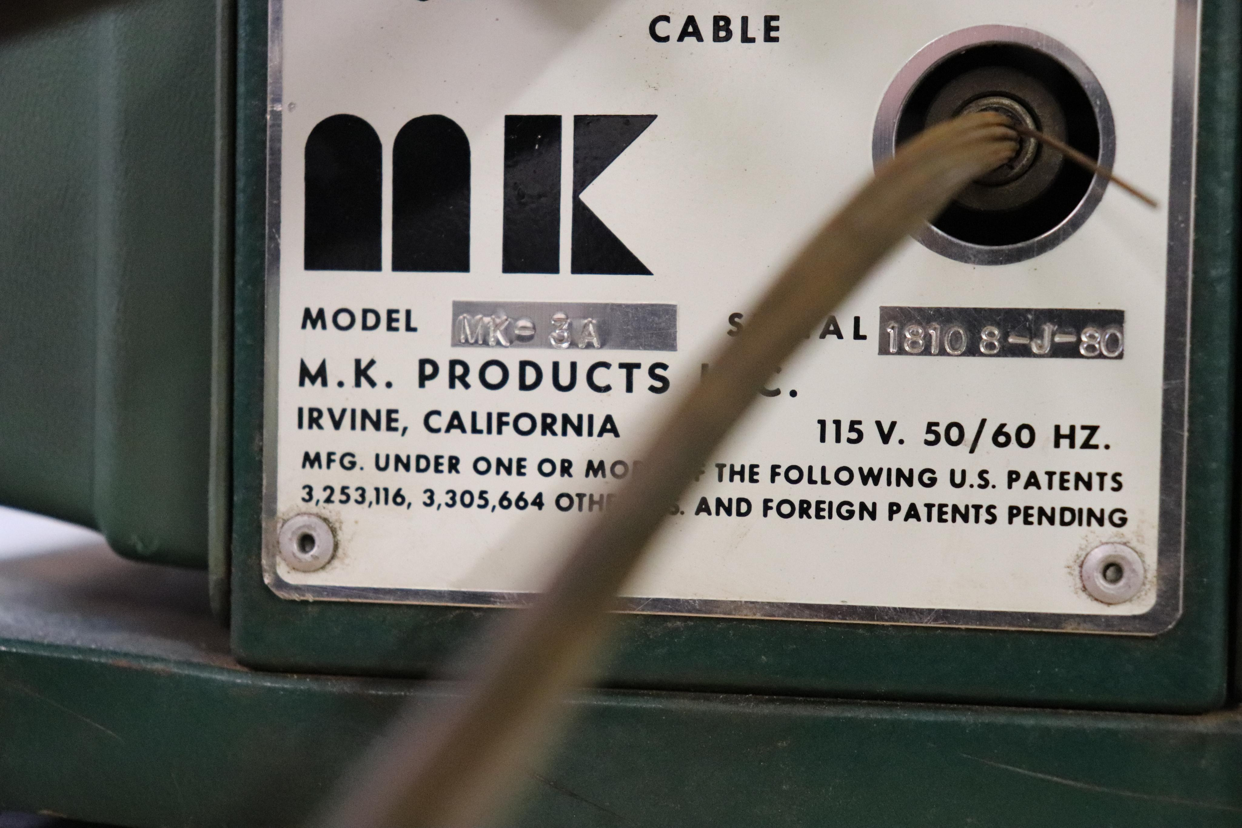 Cobramatic MK-3A portable MiG wire feeder - Image 5 of 5