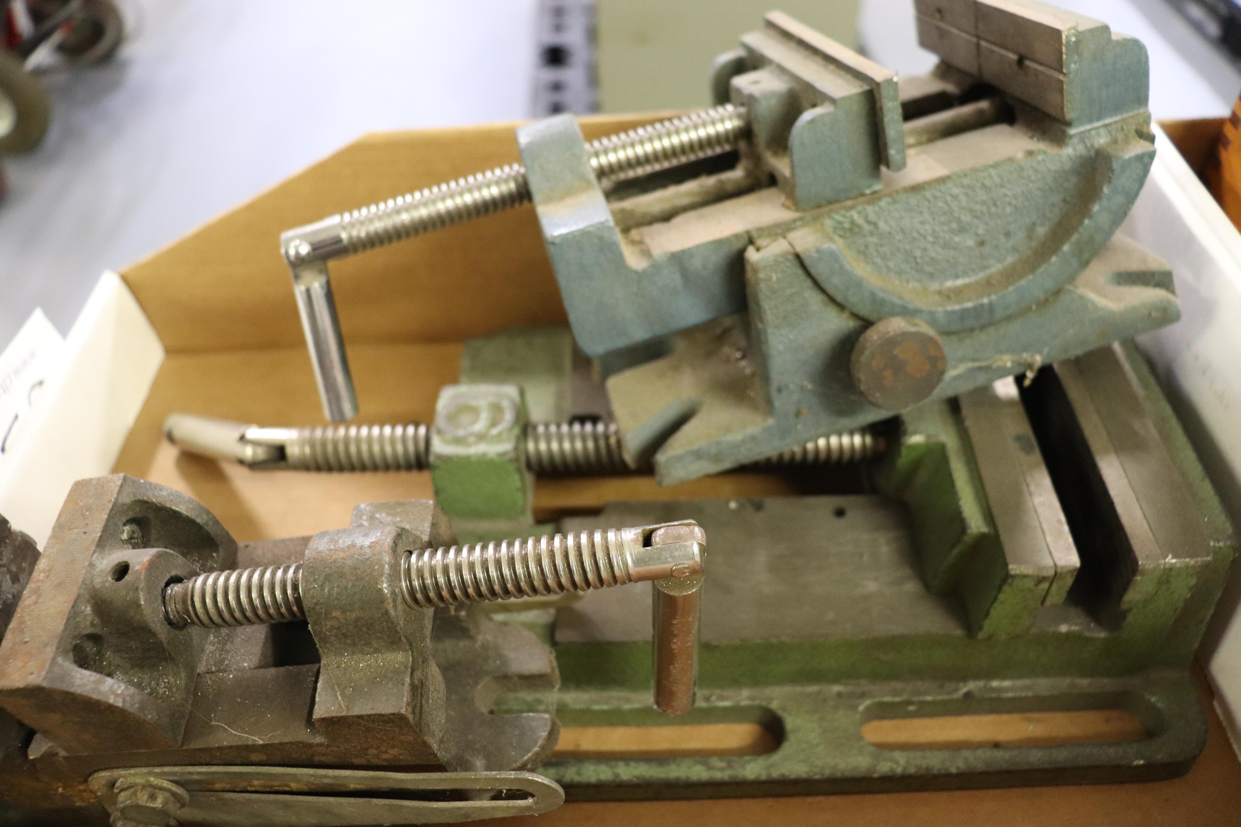 Drill press vises - Image 3 of 3