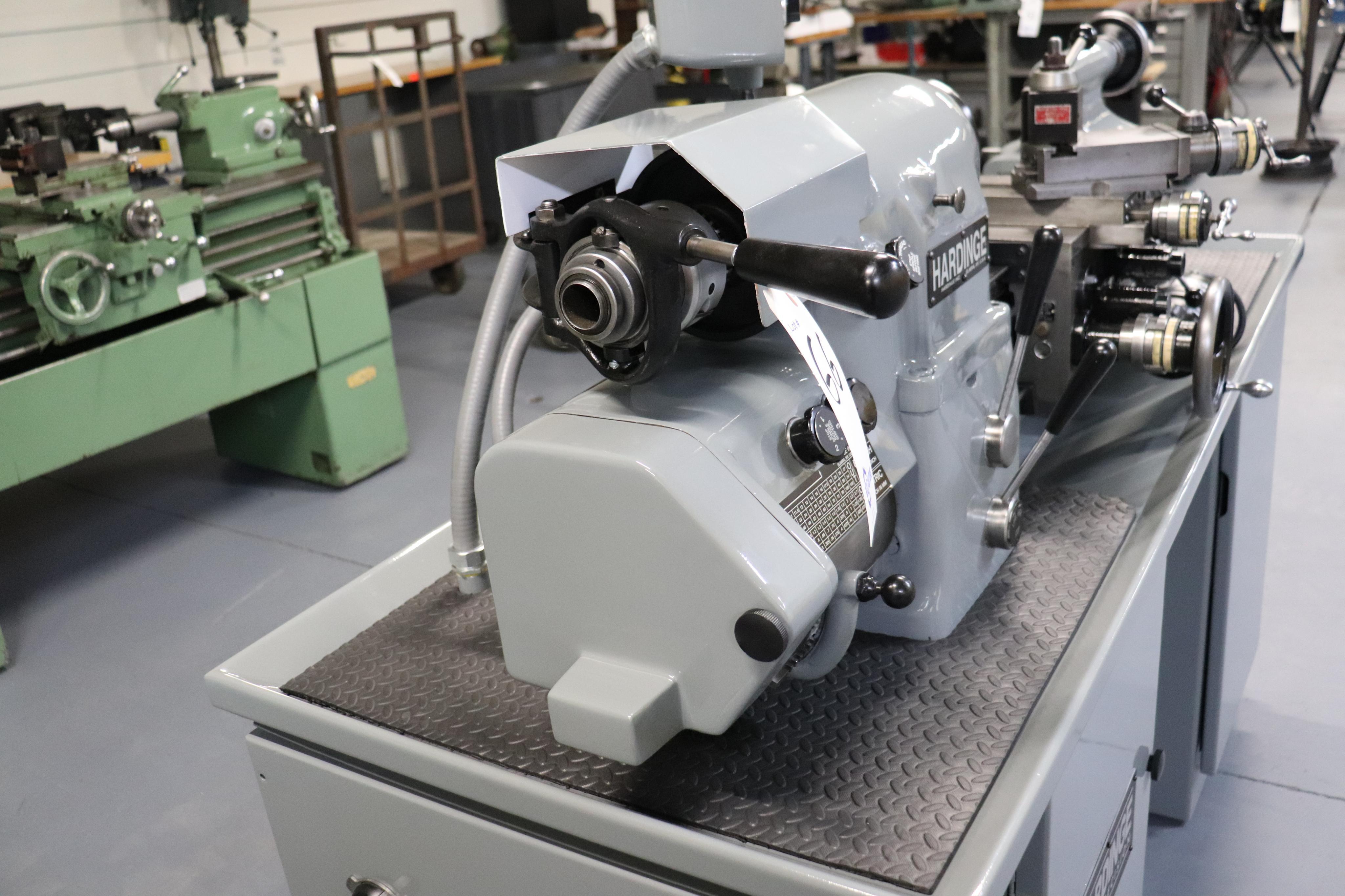 Hardinge HLV-EM Precision Tool Room Lathe HLV-H - Image 11 of 24