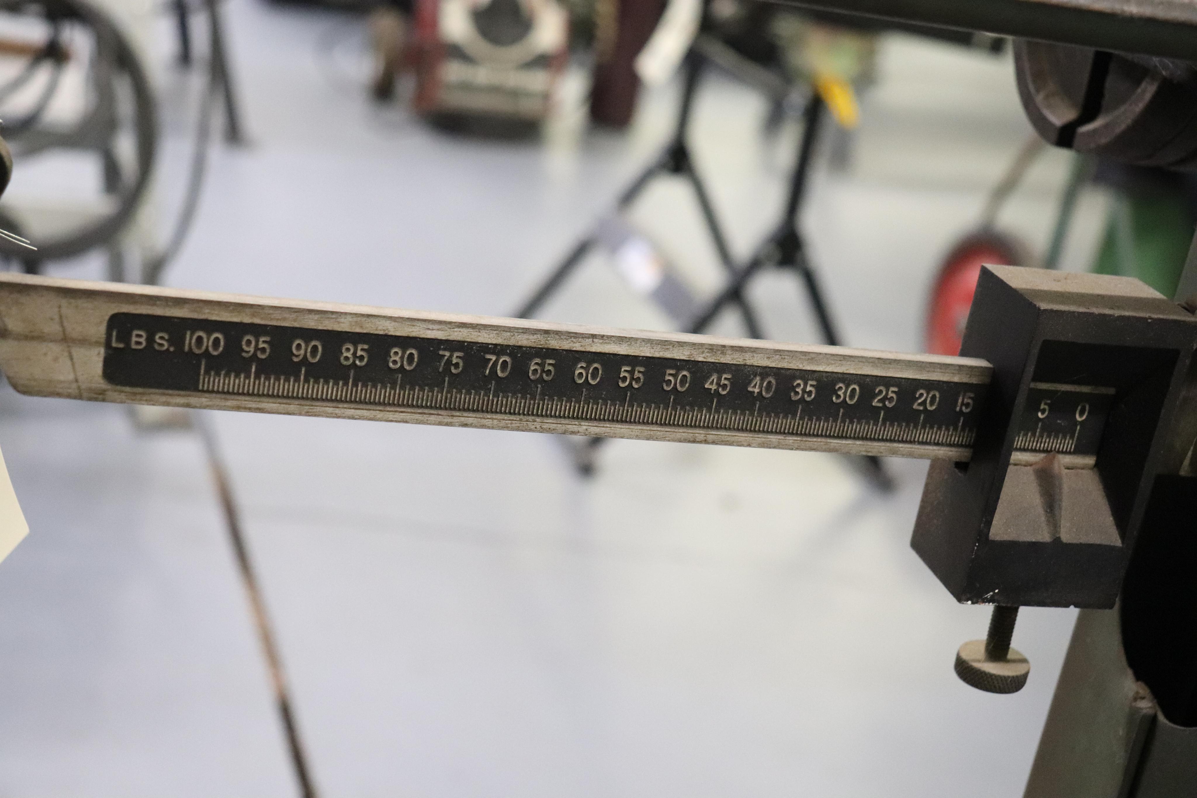 Fairbanks 1000 lbs. scale - Image 2 of 4