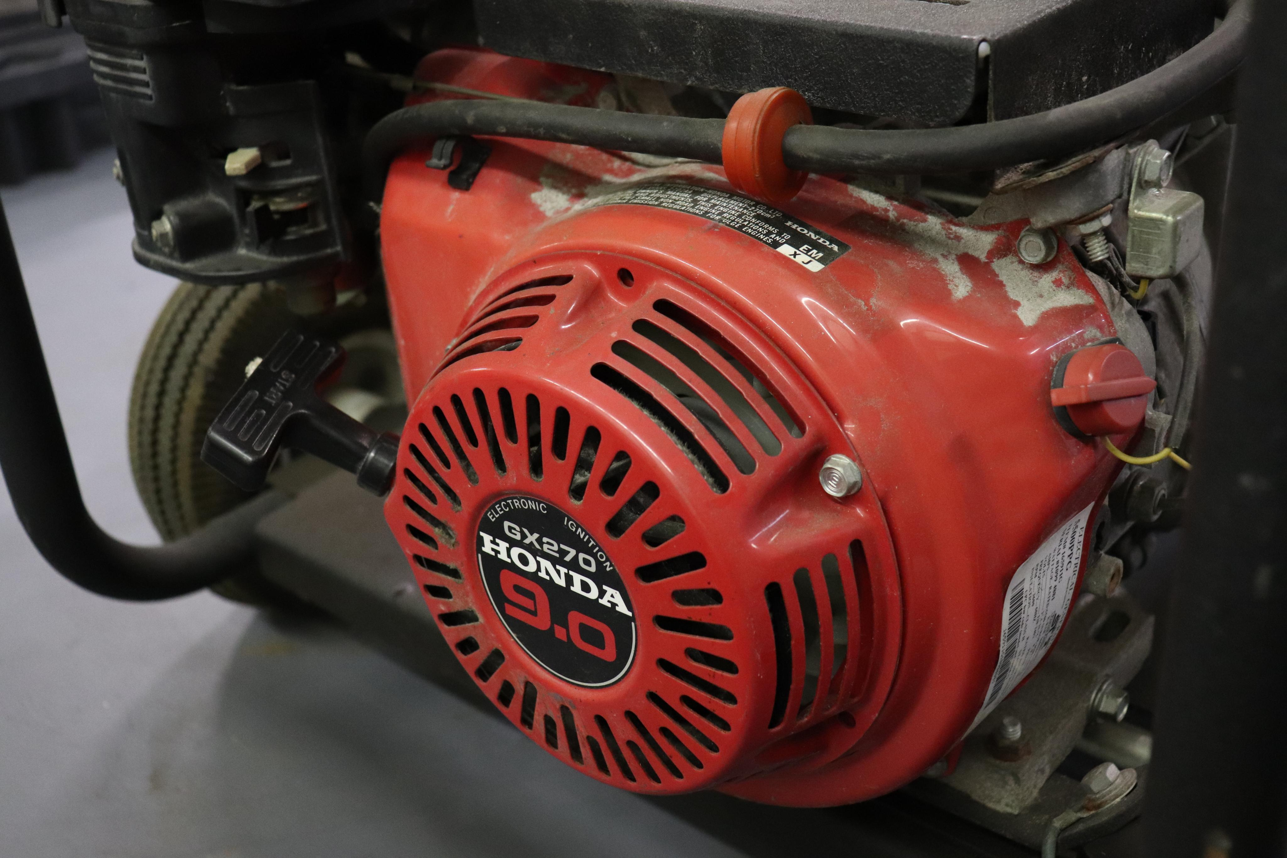 North Star 5500 PPG Pro Series Generator - Image 4 of 4