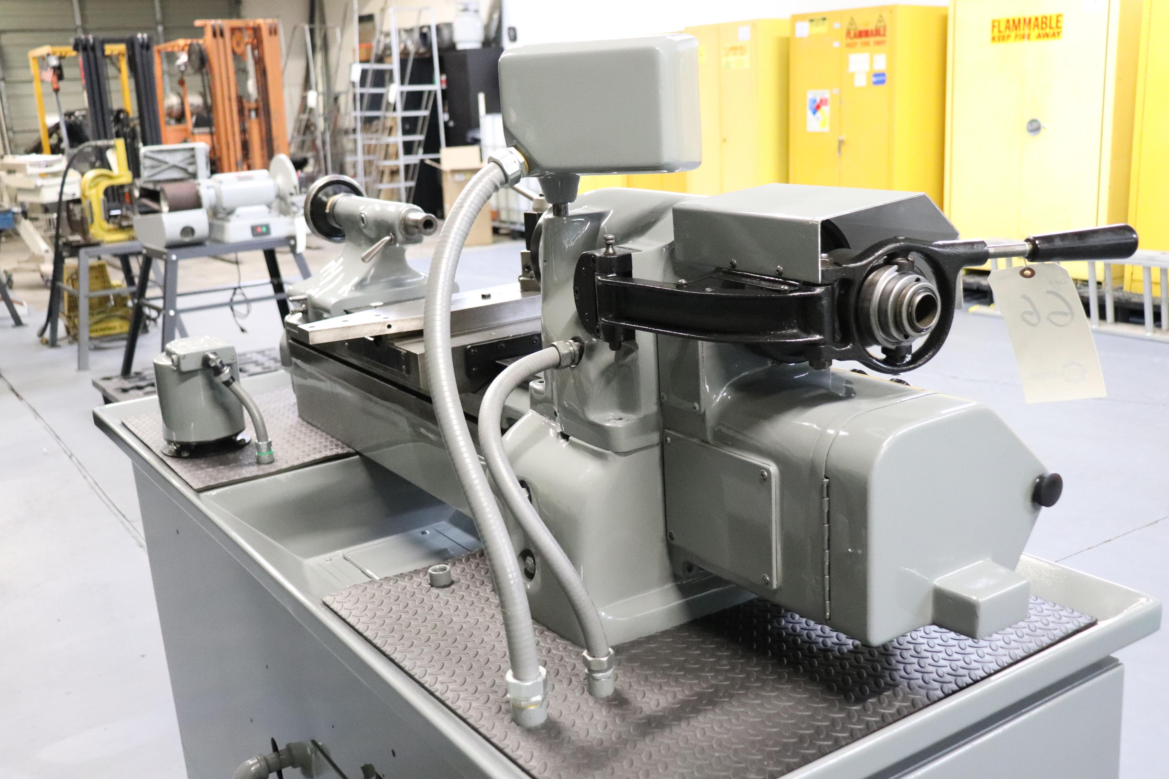 Hardinge HLV-EM Precision Tool Room Lathe HLV-H - Image 14 of 24