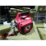 500LB Portable Drill Powered Baby Winch