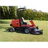 JACOBSEN FRONTLINE 728D MOWER RIDE ON OUTFRONT MOWER