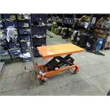 750KG Lift Table - BRAND NEW