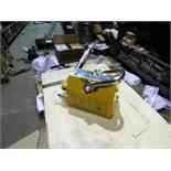 600kg Lifting magnet- BRAND NEW