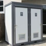 Lot 122 - Mobile Toilets