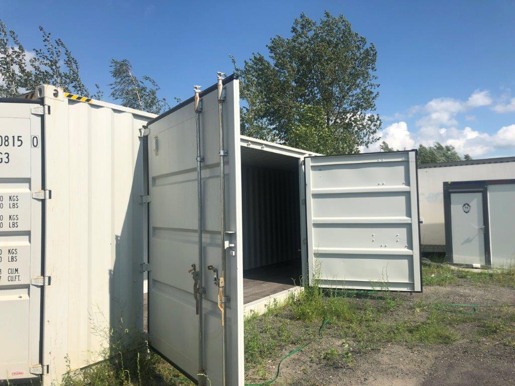 Lot 124 - 40FT HQ CONTAINER/2 DOORS' CONTAINER