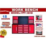 STEELMAN Work Bench/ H7FT-18D