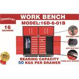 STEELMAN Work Bench H7FT-16D