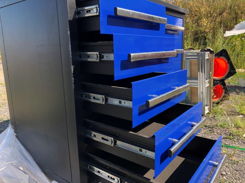 Lot 106 - STEELMAN Work Bench / 3.5FT-10D