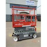 Skyjack SJ111 3219 24V electric scissor lift