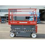 Skyjack SJ111 3226 24V electric scissor lift