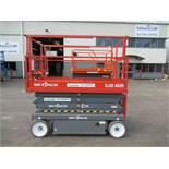 Skyjack SJ111 4626 24V electric scissor lift