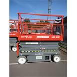 Skyjack SJ111 4632 24V electrical scissor lift