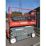 Skyjack SJ111 4632 24V electric scissor lift