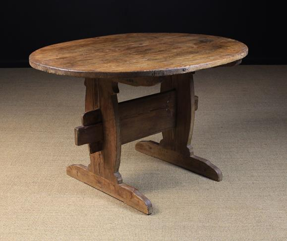 Lot 28 - A Late 18th/Early 19th Century Pine Country Table.