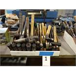 LOT: Assorted Hammers & Mallets