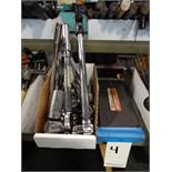 LOT: Ace Hardware 13-Piece 3/8 in. Socket Set & Assorted Sockets with Handles