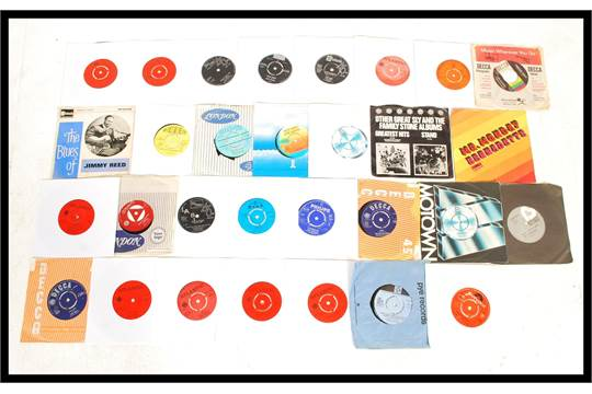 Northern Soul / Reggae Vinyl Records - A collection of