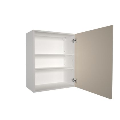 600mm Wall Cabinet With Hiline Door 720mm High 300mm